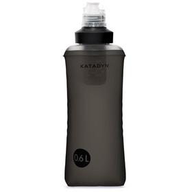 Katadyn BeFree Purificateur d'eau 600ml Limited Edition, black